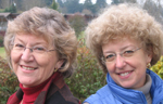 Carol Baird-Krul and Enise Olding